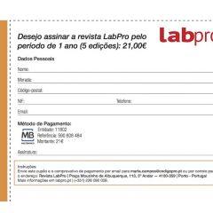 Imagem da notícia: Assine a LabPro só para técnicos de prótese dentária!
