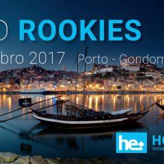 Imagem da notícia: 3º SPED Rookies é no Porto