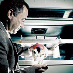 Imagem da notícia: Impressora de órgãos