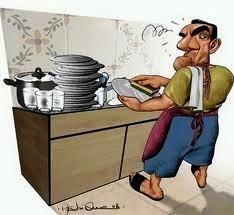 Imagem da notícia: Estudo revela: homens nas tarefas domésticas, menos relações sexuais