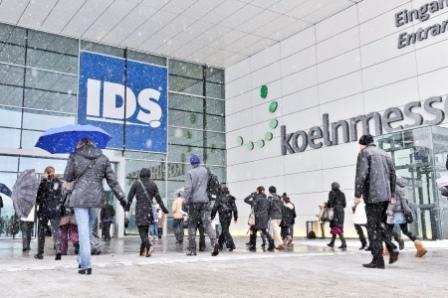 Imagem da notícia: IDS 2013 começa hoje!
