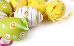 Imagem da notícia: Uma Páscoa feliz!