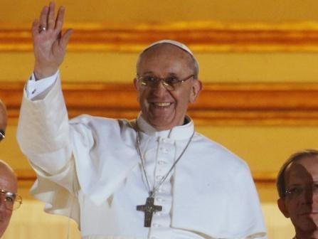 Imagem da notícia: Papa Francisco receberá 20 dentistas