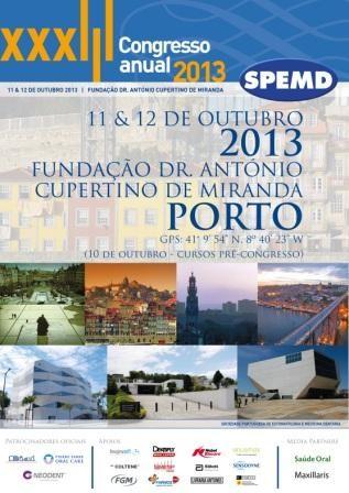 Imagem da notícia: XXXIII Congresso Anual SPEMD 2013