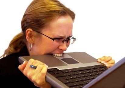 Imagem da notícia: Stress é mau para a saúde da boca