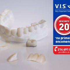 Imagem da notícia: V.I.S oferece desconto na primeira encomenda