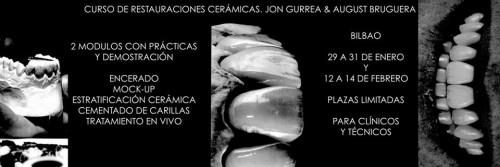 Imagem da notícia: Curso de cerâmica em Bilbau