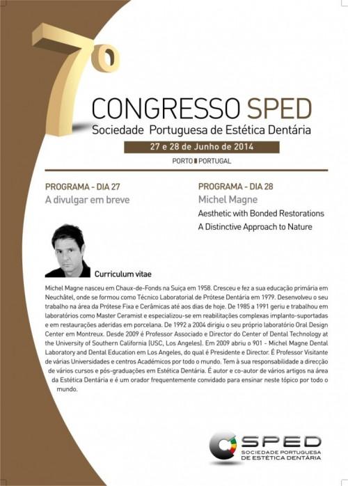 Imagem da notícia: O 7º Congresso da SPED é já no final deste mês
