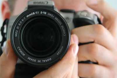 Imagem da notícia: Curso de fotografia OMD