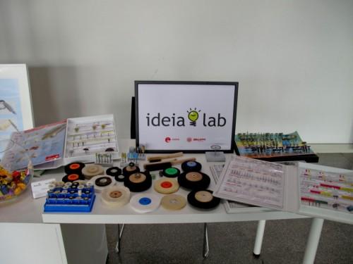 Imagem da notícia: Edenta e Bellotti no Congresso APTPD através da Ideialab