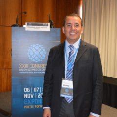 Imagem da notícia: Fernando Rojas no XXIII Congresso OMD