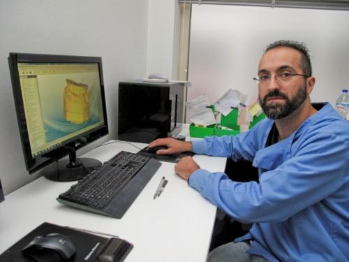 Imagem da notícia: Prótese Dentária segue a via tecnológica