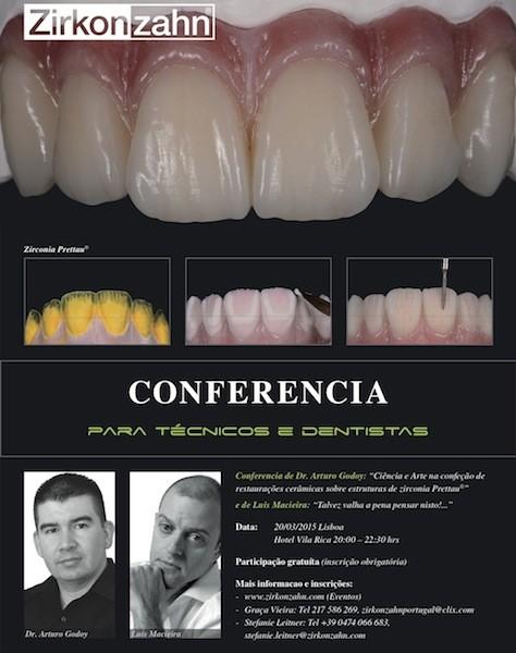 """Imagem da notícia: """"Conferência para Técnicos e Dentistas"""""""