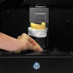 Imagem da notícia: CAD/CAM com sistema preciso e rápido