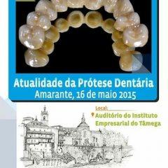 """Imagem da notícia: """"Atualidade da Prótese Dentária"""" contará com segunda edição"""