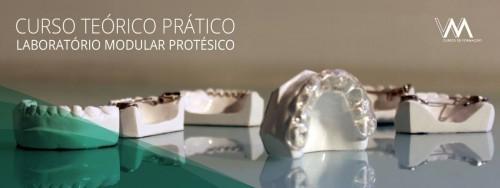 """Imagem da notícia: Curso """"Laboratório Modular Protésico"""" chega em setembro!"""