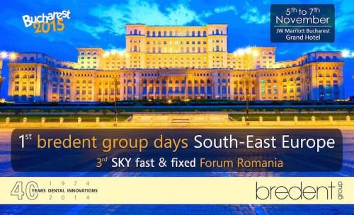 Imagem da notícia: Primeiro Bredent Days Group bem sucedido