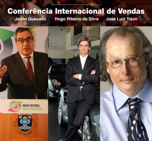 Imagem da notícia: Conferência Internacional de Vendas à porta