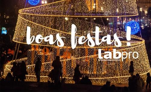 Imagem da notícia: Boas festas, na companhia da LabPro!