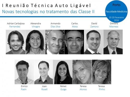 Imagem da notícia: I Reunião Técnica Auto-Ligável em Ortodontia é no Porto