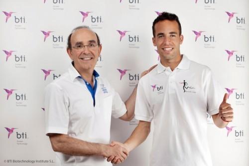 """Imagem da notícia: BTI de """"mão dada"""" com Iván Fernández"""