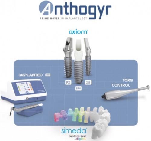 Imagem da notícia: Anthogyr distribuída em Portugal pela Dental Wave