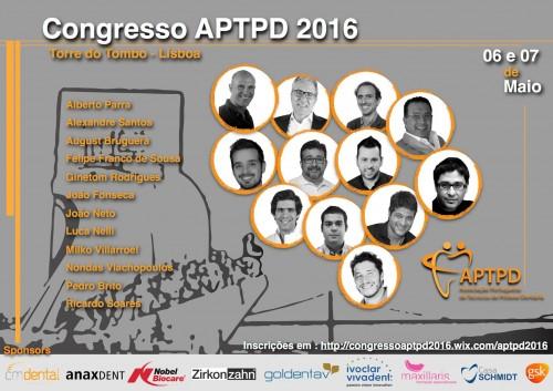 Imagem da notícia: Conheça os oradores do Congresso APTPD