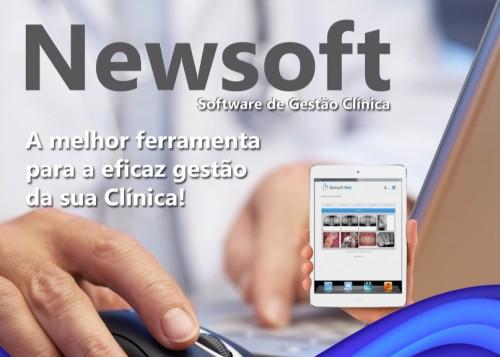 Imagem da notícia: Newsoft, o software de gestão integral