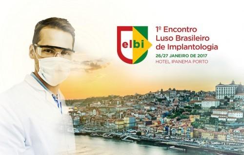 Imagem da notícia: Portugal recebe o 1º Encontro Luso Brasileiro de Implantologia