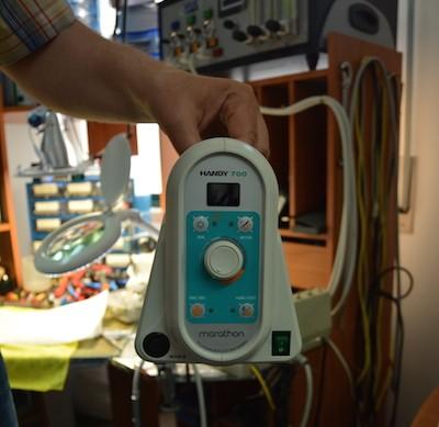 Imagem da notícia: Motores para prótese em acrílico