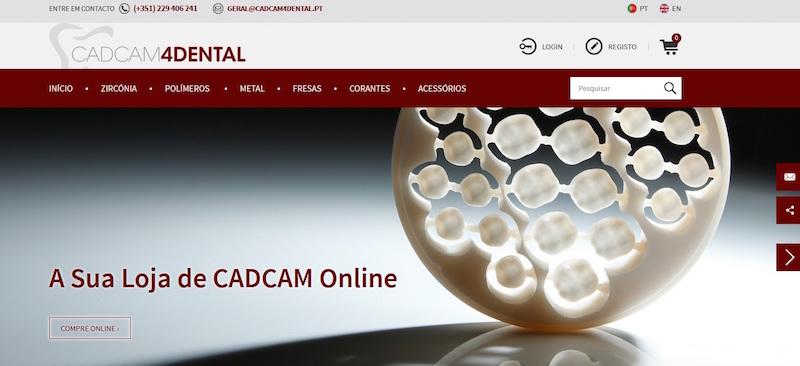 Imagem da notícia: Chegou a primeira loja online de materiais CAD/CAM