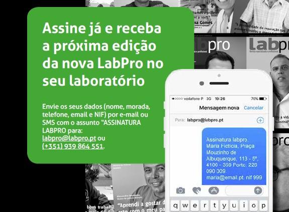 Imagem da notícia: Assine a LabPro