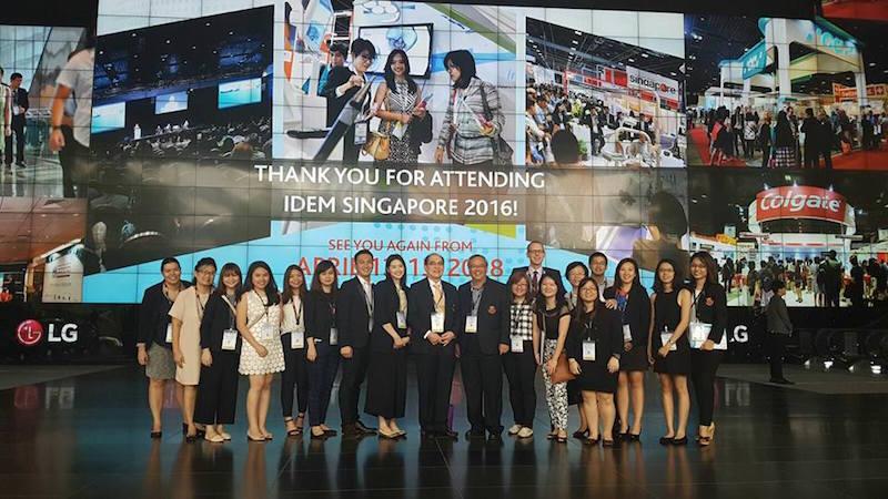 Imagem da notícia: IDEM Singapore é em 2018