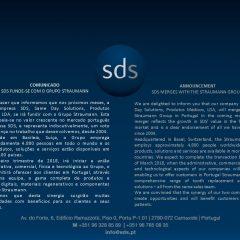 Imagem da notícia: SDS une-se à Straumann