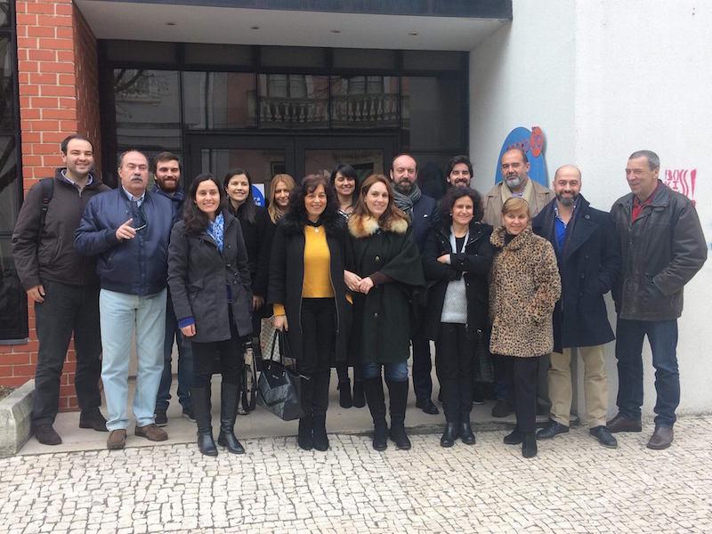 Imagem da notícia: FTS reuniu em Coimbra