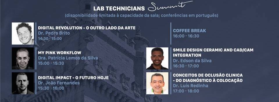 """Imagem da notícia: Lab Technicians Summit reúne o """"melhor"""" da prótese dentária"""