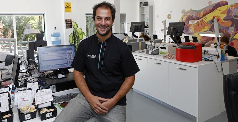 """Imagem da notícia: Filipe Costa: """"A prótese fixa é a área que mais me interessa"""""""