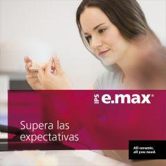 Imagem da notícia: IPS e.max com nova imagem corporativa