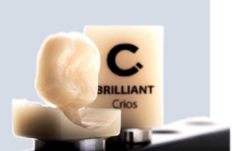 Imagem da notícia: Coltene apresenta os discos Brilliant Crios