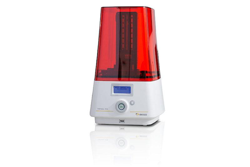 Imagem da notícia: Bego apresenta Varseo, sistema de impressão 3D