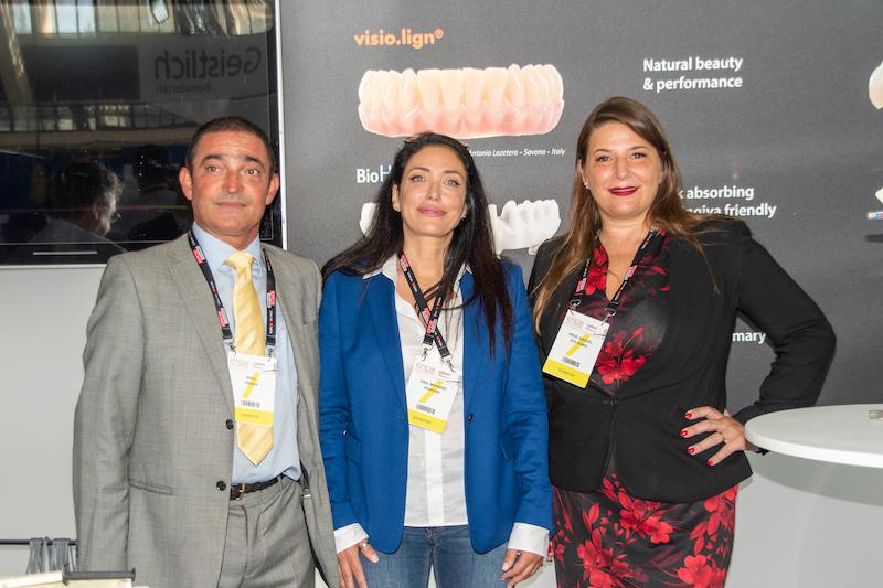Imagem da notícia: Bredent no congresso EAO