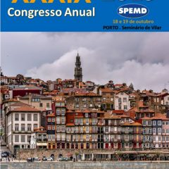 Imagem da notícia: Está a chegar o congresso que assinala os 100 anos da SPEMD