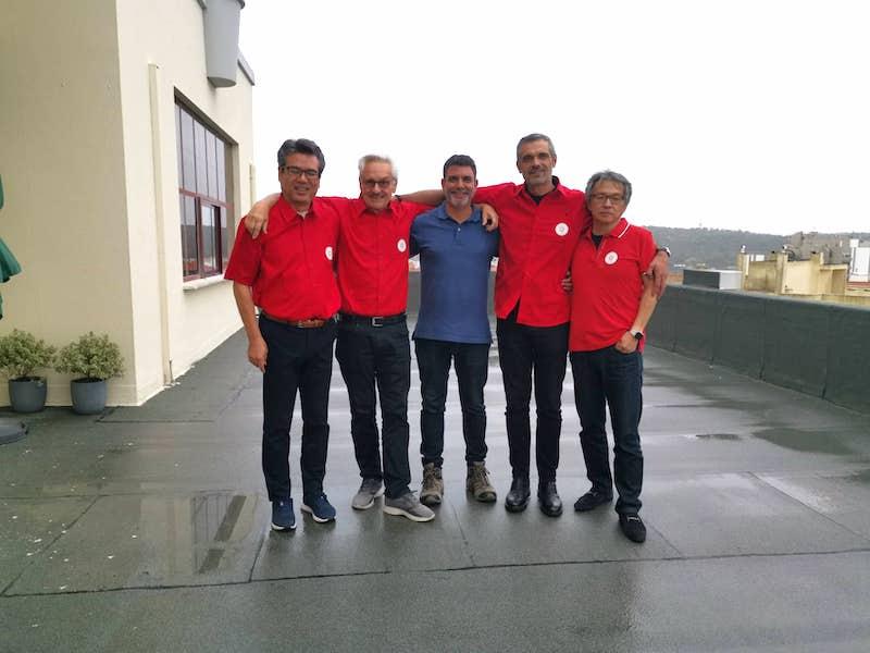 Imagem da notícia: Max Bosshart protagoniza cursos em Portugal