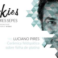Imagem da notícia: Luciano Pires no 5º Congresso SPERO Rookies SEPES