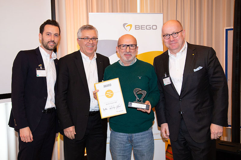 Imagem da notícia: Dental Torque recebe Wilhelm-Herbst-Award da BEGO