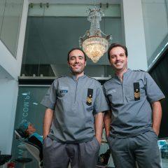 Imagem da notícia: C.E.R.O. possui  laboratório com centro de fresagem