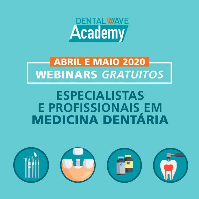 Imagem da notícia: Chegou a Dental Wave Academy