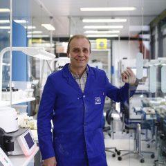 Imagem da notícia: Pedro Chora Estadão:  Covid-19 e o impacto na prótese dentária