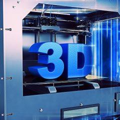 """Imagem da notícia: Impressão 3D é """"trunfo"""" contra a pandemia de Covid-19"""