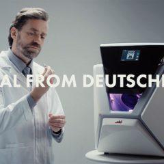 """Imagem da notícia: Ouro para """"Dental from Deutschland"""" da vhf"""